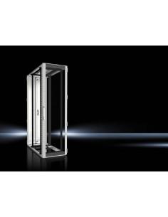 Rittal 5510.141 rack cabinet 42U Freestanding Black, Grey Rittal 5510141 - 1