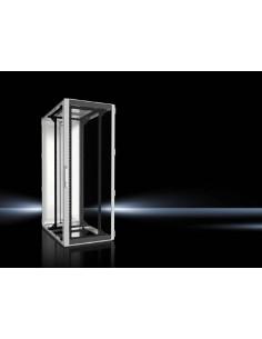 Rittal 5511.141 rack cabinet 42U Freestanding Black, Grey Rittal 5511141 - 1