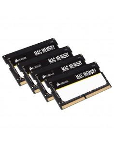 Corsair CMSA32GX4M4A2666C18 muistimoduuli 32 GB 4 x 8 DDR4 2666 MHz Corsair CMSA32GX4M4A2666C18 - 1