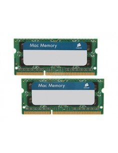 Corsair CMSA8GX3M2A1333C9 muistimoduuli 8 GB DDR3 1333 MHz Corsair CMSA8GX3M2A1333C9 - 1