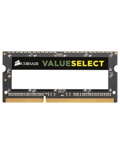 Corsair 4GB 1600MHz DDR3 SODIMM muistimoduuli 1 x 4 GB Corsair CMSO4GX3M1A1600C11 - 1
