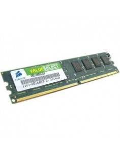 Corsair 1GB PC-5300 DDR2 SDRAM DIMM muistimoduuli 667 MHz Corsair VS1GB667D2 - 1