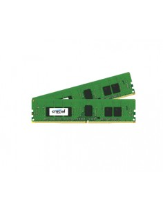 Crucial 8 GB DDR4-2400 muistimoduuli 2 x 4 2400 MHz ECC Crucial Technology CT2K4G4RFS824A - 1