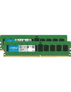 Crucial 8GB (2 x 4GB) DDR4-2666 ECC UDIMM muistimoduuli 2 4 GB 2666 MHz Crucial Technology CT2K4G4WFS8266 - 1
