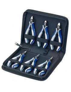 Knipex 00 20 16 P tekninen työkalusetti 6 työkalua Knipex 00 20 16 P - 1