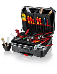 Knipex 00 21 06 HK S tekninen työkalusetti 31 työkalua Knipex 00 21 06 HK S - 1