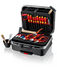 Knipex 00 21 06 HL S tekninen työkalusetti 24 työkalua Knipex 00 21 06 HL S - 1