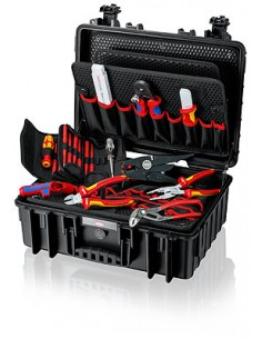 Knipex 00 21 35 työkalulaatikko Musta Polystyreeni Knipex 00 21 35 - 1