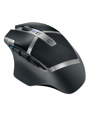 Logitech G G602 hiiri Langaton RF 2500 DPI Oikeakätinen Logitech 910-003823 - 1