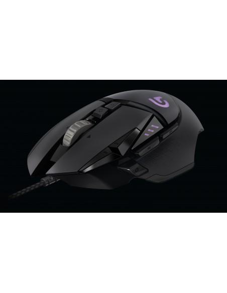 Logitech G502 hiiri USB Optinen 12000 DPI Oikeakätinen Logitech 910-004617 - 6