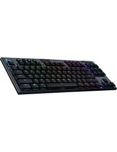 Logitech G G915 TKL näppäimistö Bluetooth QZERTY Kansainvälinen (US) Musta Logitech 920-009503 - 1