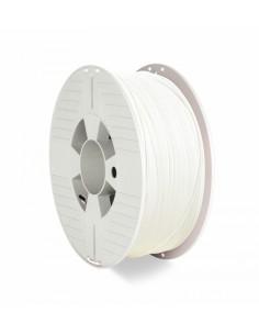 Verbatim 55315 3D-tulostusmateriaali Polymaitohappo (PLA) Valkoinen 1 kg Verbatim 55315 - 1