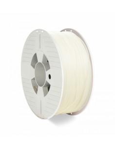 Verbatim 3d Printer Filament Pla 1.75mm Natural 1kg Verbatim 55317 - 1