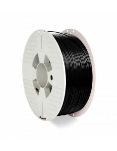 Verbatim 55318 3D-tulostusmateriaali Polymaitohappo (PLA) Musta 1 kg Verbatim 55318 - 1