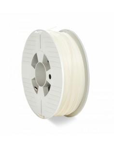 Verbatim 55326 3D-tulostusmateriaali Polymaitohappo (PLA) Valkoinen 1 kg Verbatim 55326 - 1