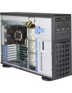 Supermicro SuperChassis 745TQ-R920B Tower Svart 920 W Supermicro CSE-745TQ-R920B - 1