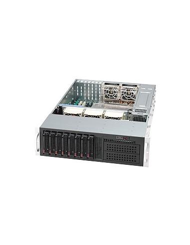 Supermicro 835TQ-R920B Rack Black 920 W Supermicro CSE-835TQ-R920B - 1