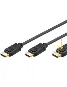 Goobay MMK 640-0200 2.0m (DisplayPort) G 2 m Musta Goobay 51953 - 1