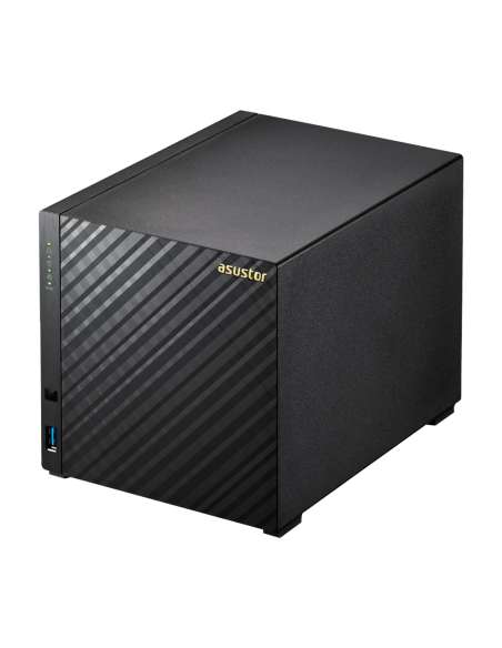 Asustor AS1004T V2 Armada 385 Ethernet LAN Musta NAS Asustor Inc. AS1004T V2 - 5