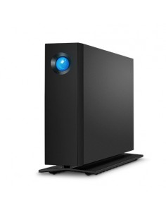 LaCie d2 Professional ulkoinen kovalevy 6000 GB Musta Lacie STHA6000800 - 1