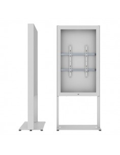 """SMS Smart Media Solutions 49P Casing Freestand Basic G1 WH 124.5 cm (49"""") Vit Sms Smart Media Solutions 702-002-41 - 1"""