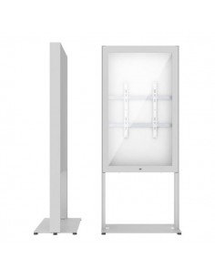 """SMS Smart Media Solutions 49P Casing Freestand Basic G2 WH 124.5 cm (49"""") White Sms Smart Media Solutions 702-002-42 - 1"""