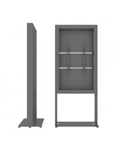 """SMS Smart Media Solutions 55P Casing Freestand Basic G1 DG 139.7 cm (55"""") Grå Sms Smart Media Solutions 702-003-21 - 1"""