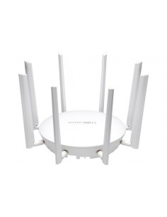 SonicWall SonicWave 432e 2500 Mbit/s Power over Ethernet -tuki Valkoinen Sonicwall 01-SSC-2535 - 1