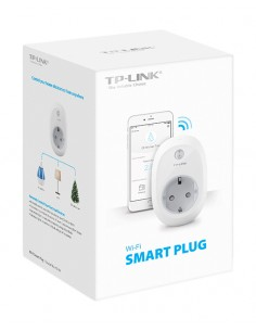 TP-LINK HS100 smart plug Valkoinen Tp-link HS100(EU) - 1