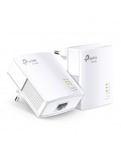 TP-LINK AV1000 1000 Mbit/s Ethernet LAN Valkoinen 2 kpl Tp-link TL-PA7017 KIT - 1