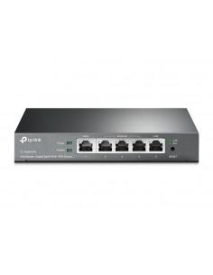 TP-LINK TL-R600VPN langallinen reititin Gigabitti Ethernet Musta Tp-link TL-R600VPN - 1