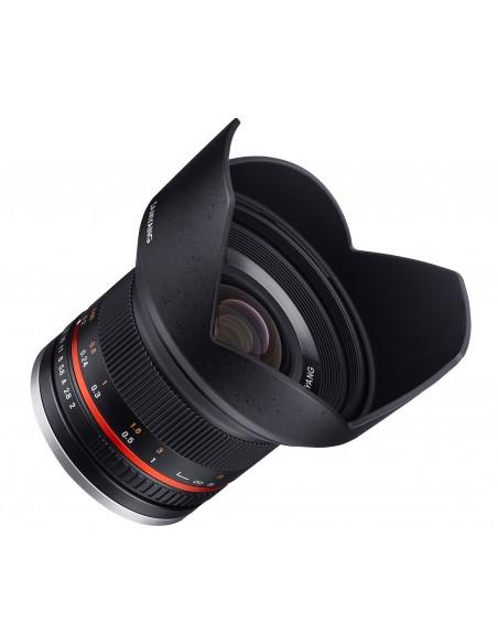 Samyang 12mm F2.0 NCS CS SLR Laajakulmaobjektiivi Musta Samyang 21578 - 3