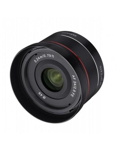 Samyang F1213906101 kameran objektiivi MILC/SLR Musta Samyang 22494 - 1