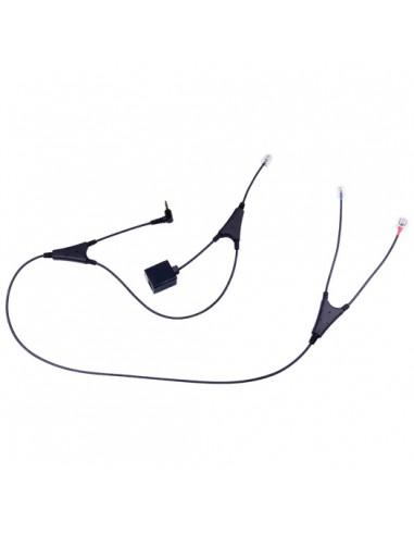 Jabra Link puhelinvaihdelaite Musta Gn Audio 14201-37 - 1