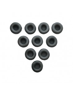 Gn Audio Leatherette Ear Cushns For Vr12accs 10 Pcs In Bag Gn Audio 204217 - 1