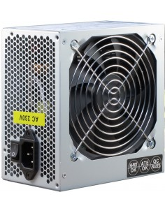 Inter-Tech SL-700 Plus virtalähdeyksikkö 700 W 20+4 pin ATX Hopea Inter-tech Elektronik Handels 88882141 - 1