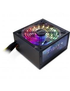 Inter-Tech Argus RGB-700W II virtalähdeyksikkö 20+4 pin ATX Musta Inter-tech Elektronik Handels 88882173 - 1