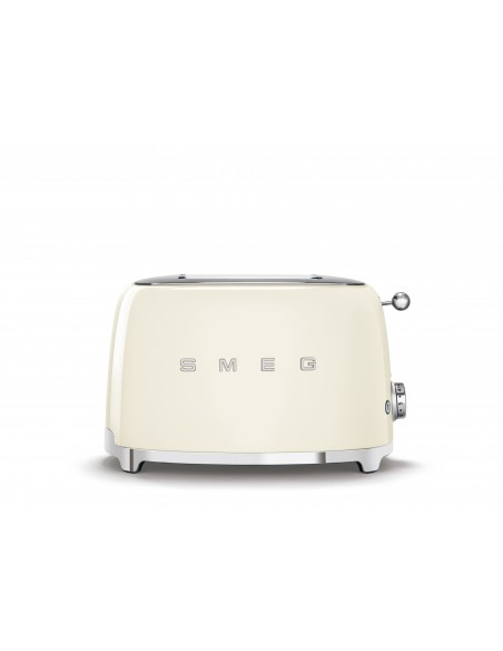 Smeg TSF01CREU leivänpaahdin 2 viipale(i)ta Kerman väri 950 W Smeg TSF01CREU - 1