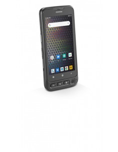 "CUSTOM P-RANGER mobiilitietokone 12.7 cm (5"") 1280 x 720 pikseliä 186 g Musta Custom 93DKZ013300L33 - 1"