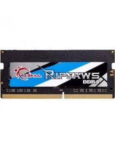 G.Skill Ripjaws SO-DIMM 8GB DDR4-2400Mhz muistimoduuli G.skill F4-2400C16D-8GRS - 1