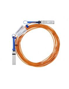 Mellanox Technologies LinkX InfiniBand-kaapeli 25 m QSFP Oranssi Mellanox Hw MC220731V-025 - 1