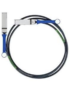 Mellanox Technologies 1m QSFP InfiniBand-kaapeli Musta Mellanox Hw MC2210130-001 - 1
