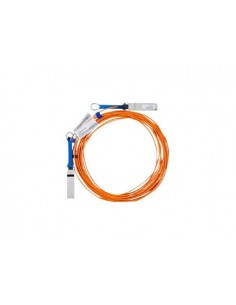 Mellanox Technologies 10m QSFP+ InfiniBand-kaapeli Oranssi Mellanox Hw MC2210310-010 - 1
