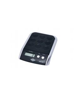 Wedo 48 2001 Sähkökeittiövaaka Musta Countertop Wedo 482001 - 1