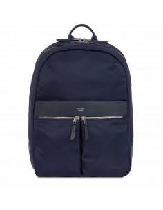 """Knomo Beaufort laukku kannettavalle tietokoneelle 39.6 cm (15.6"""") Reppu Sininen Knomo 119-410-BLK2 - 1"""