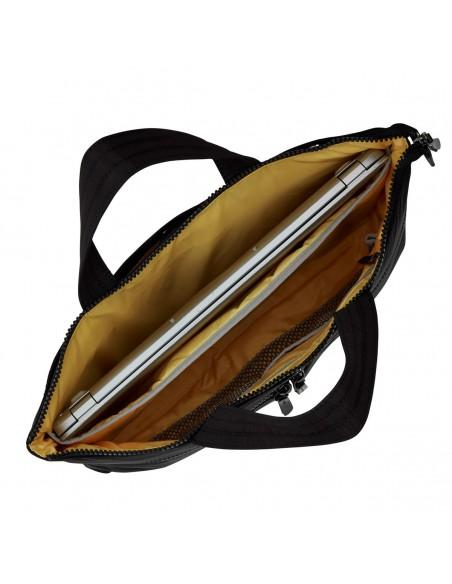 """Knomo COPENHAGEN laukku kannettavalle tietokoneelle 35,6 cm (14"""") Salkku Musta Knomo 129-101-BLK2 - 5"""