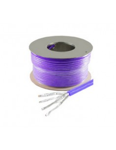 shiverpeaks 75500-A-100SSP verkkokaapeli 100 m Cat7a S/FTP (S-STP) Violetti No-name 75500-A-100SSP - 1