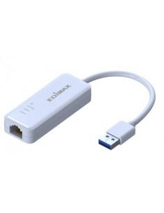 Edimax EU-4306 keskitin 5000 Mbit/s Valkoinen Edimax EU-4306 - 1