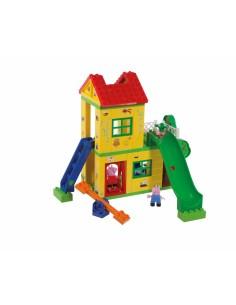 Big Play Bloxx Peppa Pig Peppa Play House Big 800057076 - 1