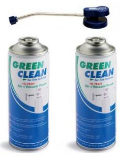 Green Clean GS-2051 laitteiston Puhdistusväline ilmanpainepuhdistajalle Hankalasti saavutettavat paikat 400 ml Green Clean GS-20